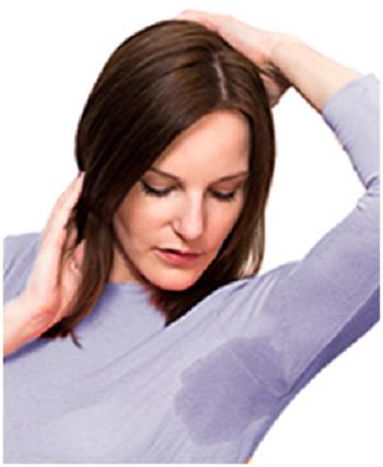 درمان تعریق زیاد بدن با تزریق بوتاکس