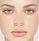 عمل بینی با پوست ضخیم