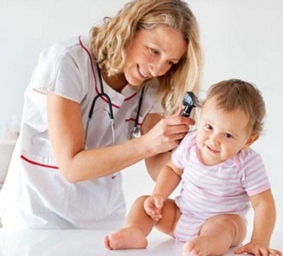 درمان عفونت گوش بچه ها