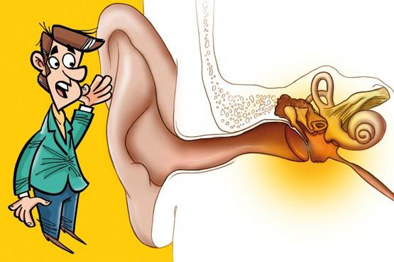 عوارض پارگی پرده گوش