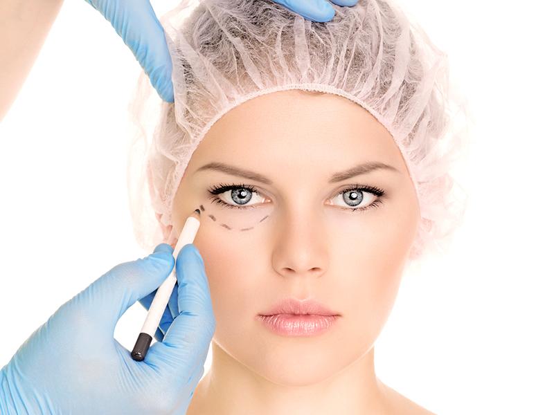 Cosmetic Surgery Examination