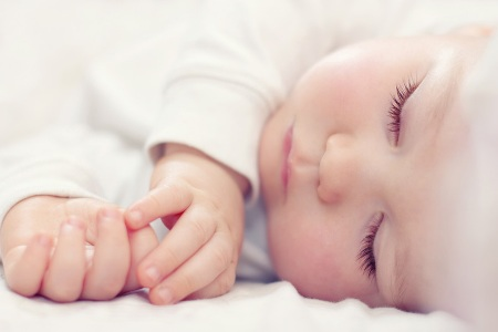 ترشحات بینی نوزاد