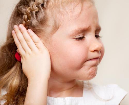 عفونت حاد گوش میانی