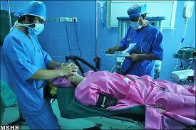 بیهوشی موضعی در جراحی بینی