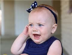 عفونت گوش در نوزاد