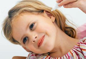 علائم عفونت گوش در کودکان