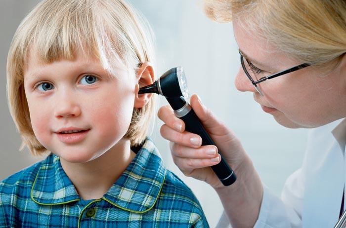 درمان دارویی اوتیت مدیا