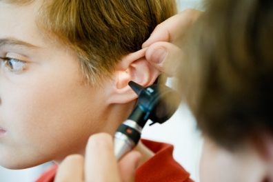 درمان مایع پشت گوش